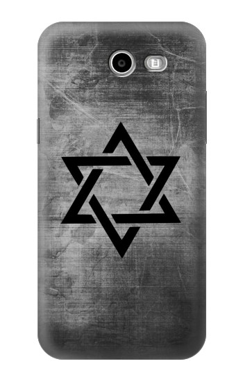 Printed Judaism Star of David Symbol Samsung Galaxy J3 Emerge Case