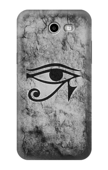 Printed Sun Eye Of Horus Samsung Galaxy J3 Emerge Case