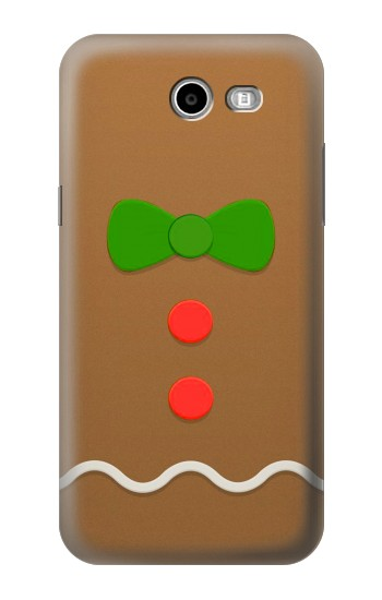 Printed Gingerbread Man Samsung Galaxy J3 Emerge Case