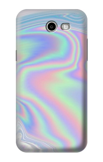 Printed Pastel Holographic Photo Printed Samsung Galaxy J3 Emerge Case