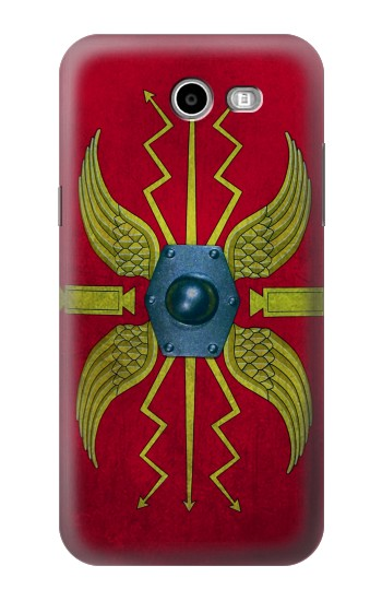 Printed Roman Shield Scutum Samsung Galaxy J3 Emerge Case
