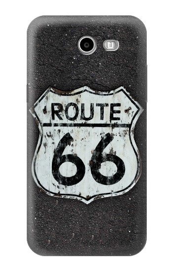 Printed Route 66 Sign Samsung Galaxy J3 Emerge Case