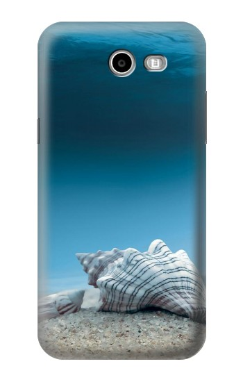 Printed Sea Shells Under the Sea Samsung Galaxy J3 Emerge Case