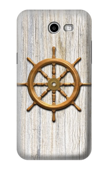 Printed Steering Wheel Ship Samsung Galaxy J3 Emerge Case