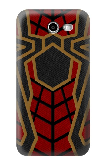 Printed Spiderman Inspired Costume Samsung Galaxy J3 Emerge Case