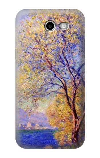 Printed Claude Monet Antibes Seen from the Salis Gardens Samsung Galaxy J3 Emerge Case