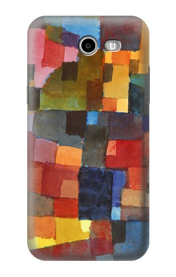 Printed Paul Klee Raumarchitekturen Samsung Galaxy J3 Emerge Case