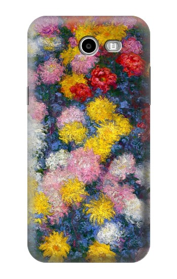 Printed Claude Monet Chrysanthemums Samsung Galaxy J3 Emerge Case