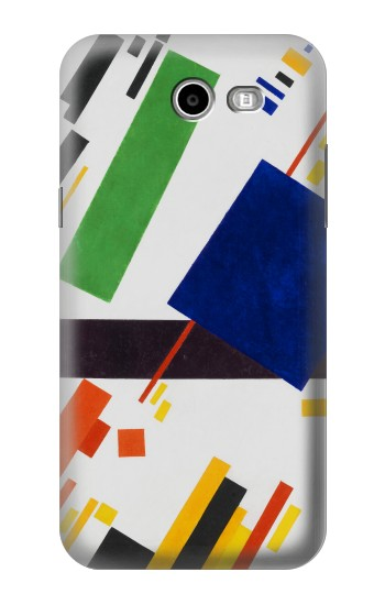Printed Kazimir Malevich Suprematist Composition Samsung Galaxy J3 Emerge Case