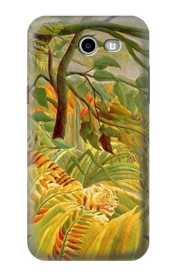 Printed Henri Rousseau Tiger in a Tropical Storm Samsung Galaxy J3 Emerge Case