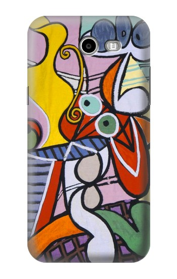 Printed Picasso Nude and Still Life Samsung Galaxy J3 Emerge Case