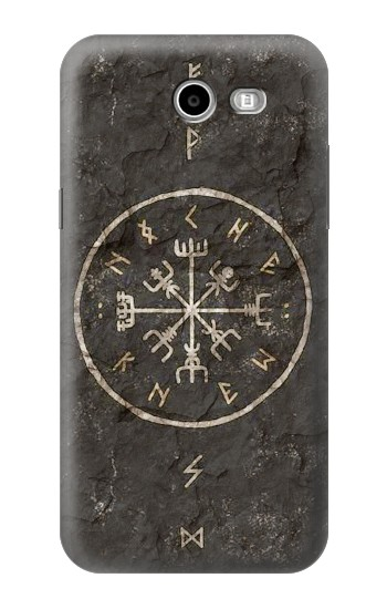 Printed Norse Ancient Viking Symbol Samsung Galaxy J3 Emerge Case