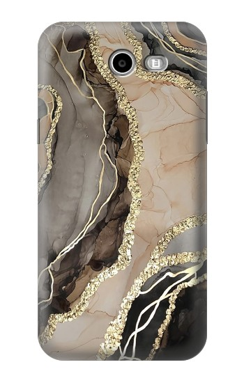 Printed Marble Gold Graphic Printed Samsung Galaxy J3 Emerge Case