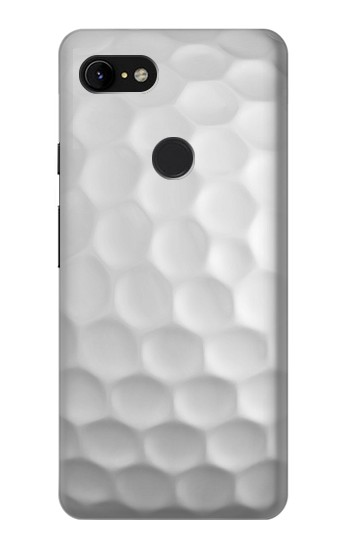 Printed Golf Ball Google Pixel 3 XL Case