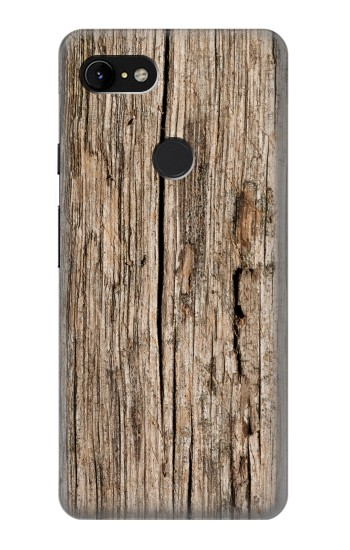 Printed Wood Google Pixel 3 XL Case