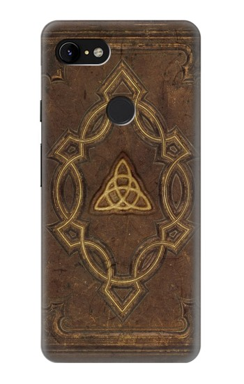 Printed Spell Book Cover Google Pixel 3 XL Case