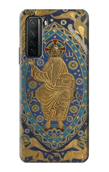 Printed Book Cover Christ Majesty Huawei P40 lite 5G Case