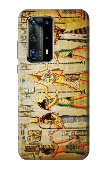 Printed Egypt Wall Art Huawei P40 Pro+ Case