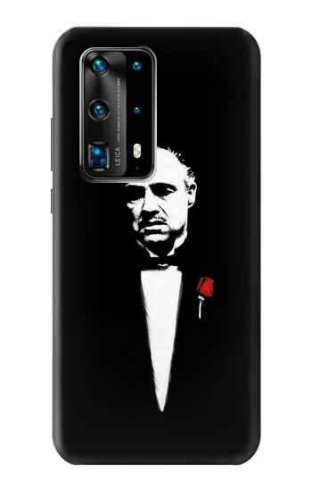 Printed Godfather Huawei P40 Pro+ Case