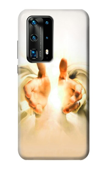 Printed Hand of God Huawei P40 Pro+ Case