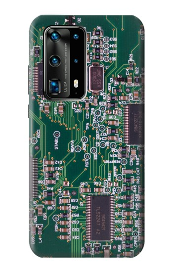 Printed Electronics Circuit Board Graphic Huawei P40 Pro+ Case
