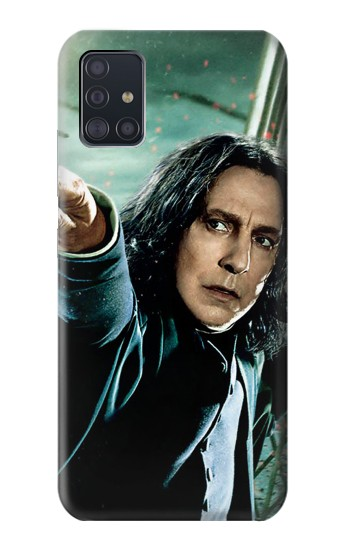 Printed Harry Potter Snape Samsung Galaxy A51 5G Case