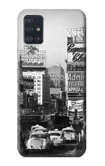 Printed Old New York Vintage Samsung Galaxy A51 5G Case