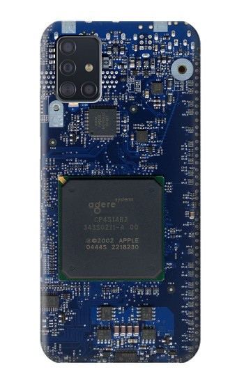 Printed Board Circuit Samsung Galaxy A51 5G Case