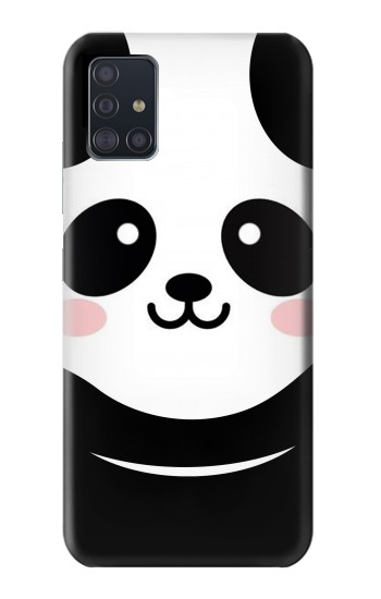 Printed Cute Panda Cartoon Samsung Galaxy A51 5G Case