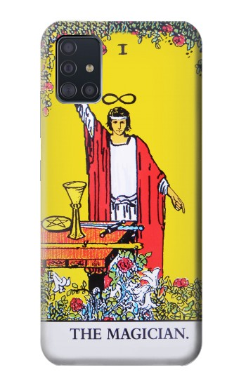 Printed Tarot Card The Magician Samsung Galaxy A51 5G Case