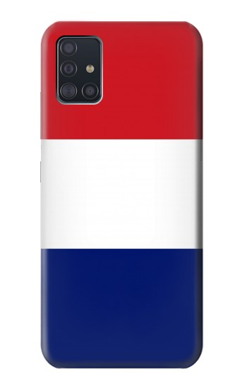 Printed Flag of France and the Netherlands Samsung Galaxy A51 5G Case
