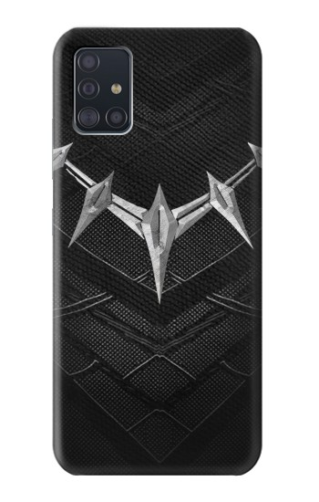 Printed Black Panther Inspired Costume Necklace Samsung Galaxy A51 5G Case