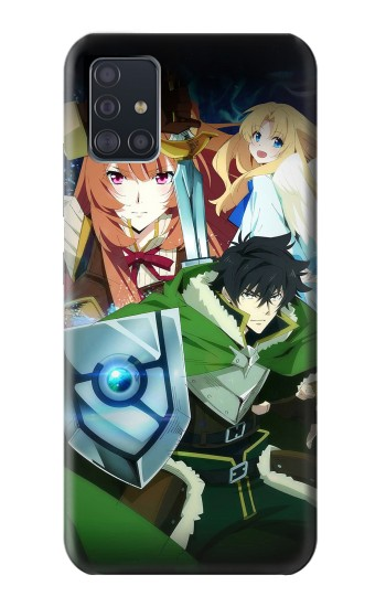 Printed The Rising Of The Shield Hero Samsung Galaxy A51 5G Case
