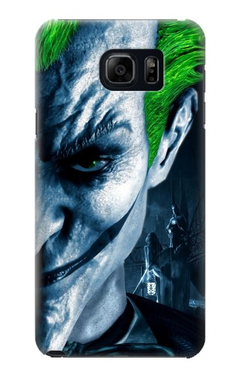 Printed Joker Samsung Galaxy S6 edge plus Case