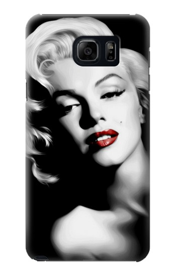Printed Marilyn Monroe Samsung Galaxy S6 edge plus Case