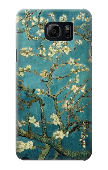 Printed Blossoming Almond Tree Van Gogh Samsung Galaxy S6 edge plus Case