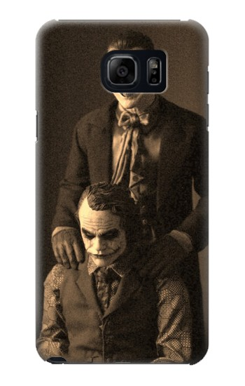 Printed Jokers Together Samsung Galaxy S6 edge plus Case