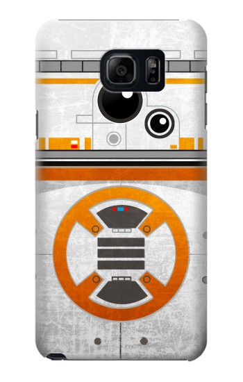 Printed BB-8 Rolling Droid Minimalist Samsung Galaxy S6 edge plus Case