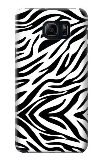 Printed Zebra Skin Texture Samsung Galaxy S6 edge plus Case