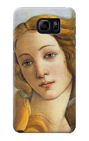 Printed Botticelli Birth of Venus Painting Samsung Galaxy S6 edge plus Case