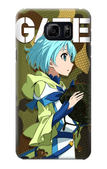 Printed Gate Lelei La Lalena Samsung Galaxy S6 edge plus Case
