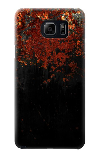 Printed Rusted Metal Texture Samsung Galaxy S6 edge plus Case