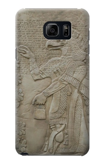 Printed Babylonian Mesopotamian Art Samsung Galaxy S6 edge plus Case