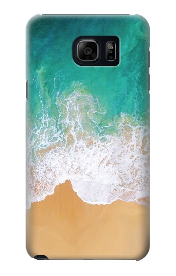 Printed Sea Beach Samsung Galaxy S6 edge plus Case