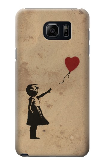 Printed Girl Heart Out of Reach Samsung Galaxy S6 edge plus Case