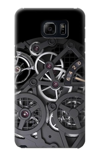 Printed Inside Watch Black Samsung Galaxy S6 edge plus Case