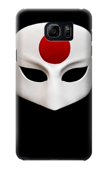 Printed Japan Katana Mask Samsung Galaxy S6 edge plus Case