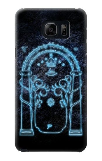 Printed Lord of The Rings Mines of Moria Gate Samsung Galaxy S6 edge plus Case