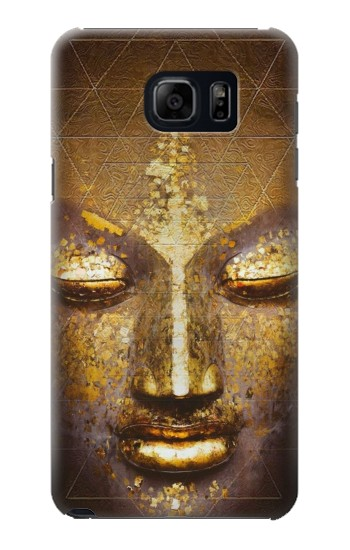 Printed Magical Yantra Buddha Face Samsung Galaxy S6 edge plus Case