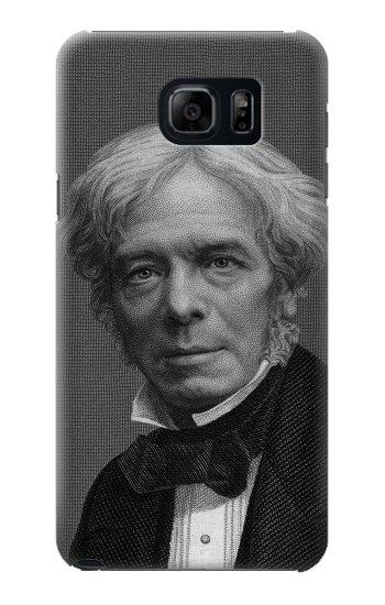 Printed Michael Faraday Samsung Galaxy S6 edge plus Case